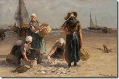 bernardus-blommers-las-pescaderas-en-la-playa-pintores-y-pinturas-juan-carlos-boveri