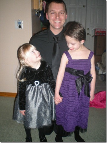 dad daughter dance
