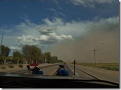 Dust Storm on the edge of Phoenix