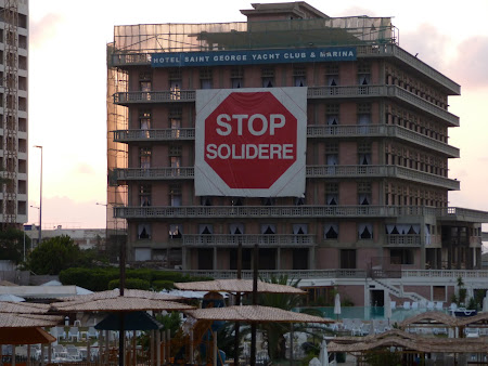 Obiective turistice Beirut - Stop Solidere