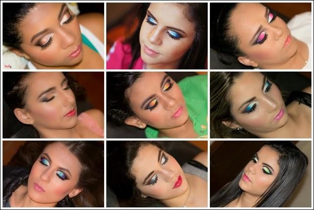 como fotografar maquiagens