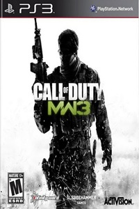 Call of Duty Modern Warfare 3 &#8211; PS3
