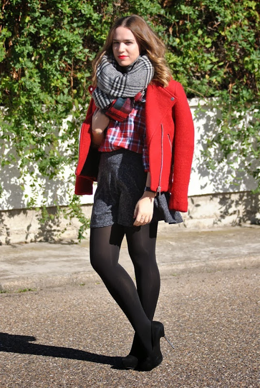 red tartan style in madrid 5