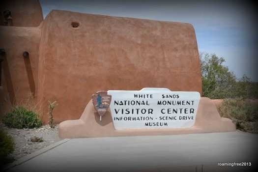 White Sands Visitor Center