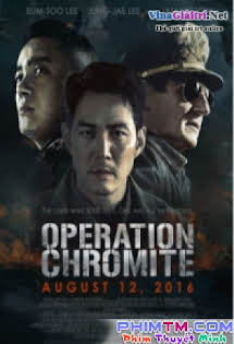 Trân Đánh Inchon - Operation Chromite Tập HD 1080p Full