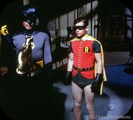 View-Master packet Batman (B492), scene 4