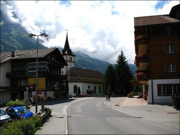 قريندلفالد سويسرا