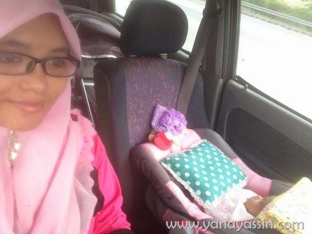 Car seat baby murah
