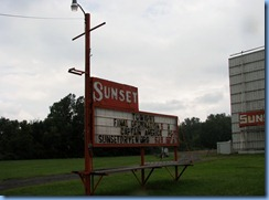 3730 Ohio - Ontario, OH - Lincoln Highway (Park Ave)(State Route 430)(State Route 309) - Sunset Drive-In Theater opened during WWll