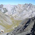 Вид с перевала Саянцев 2А