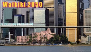 Waikiki 2050 Slide