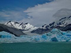 Glacier O'Higgins.