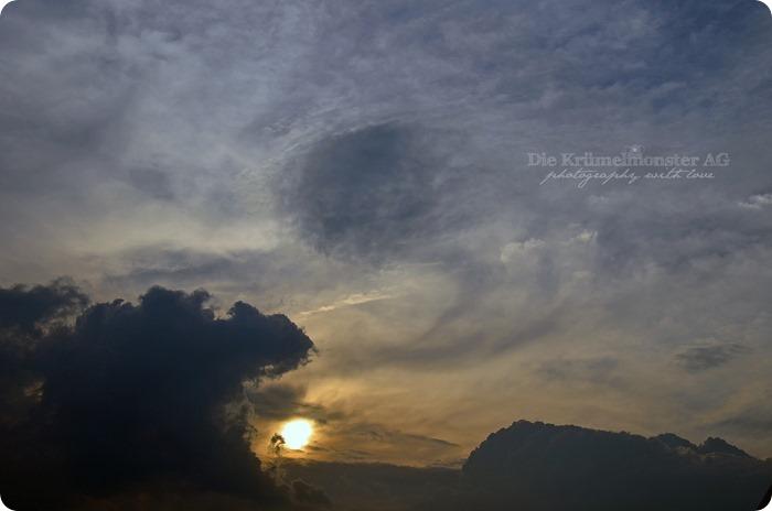 Wremen 02.08.14 Himmel über Wremen 165