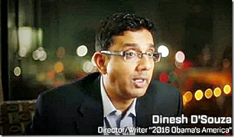 Dinesh D'Souza 3 - Director-Writer '2016- Obama's America'