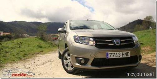 Dacia Sandero Laureate TCe 90 01