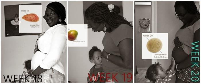 Pregnancy 18-20weeks