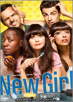 5088ee2300bac New Girl 1, 2, 3 Temporada Legendado