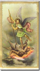St. Michael the Archangel[1]