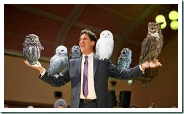 ed milliband owls mail