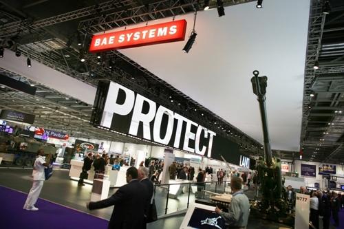 Международная выставка оборонных систем и оборудования в Лондоне