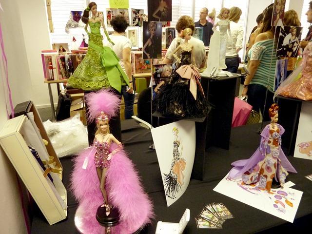 Madrid Fashion Doll Show - Sala de ventas 10