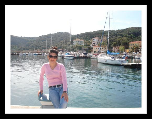 Fotografia di Simonetta, la vincitrice del contest