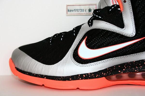 Upcoming Nike LeBron 9 8220Bright Mango8221 March 2nd
