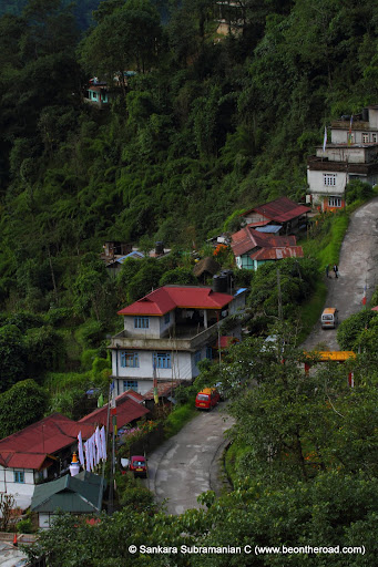 Hill Town of Gangtok