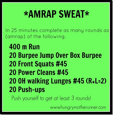 amrapsweat