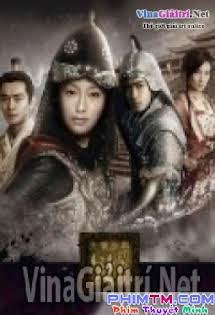 Nữ Tướng Phàn Lê Huê - Warrior Of Tang Dynasty Tập 36a