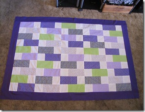 marge quilt top