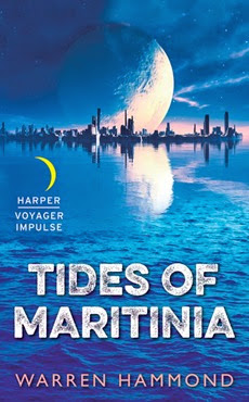 Tides of Maritinia - Warren Hammond