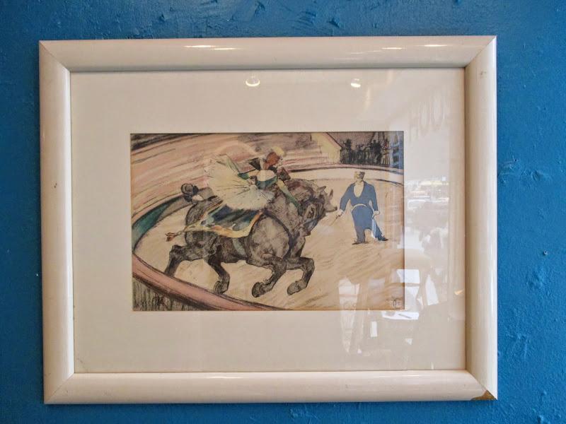 Toulouse Lautrec Print