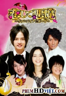 Chàng Trai Ma Cà Rồng - Koishite Akuma