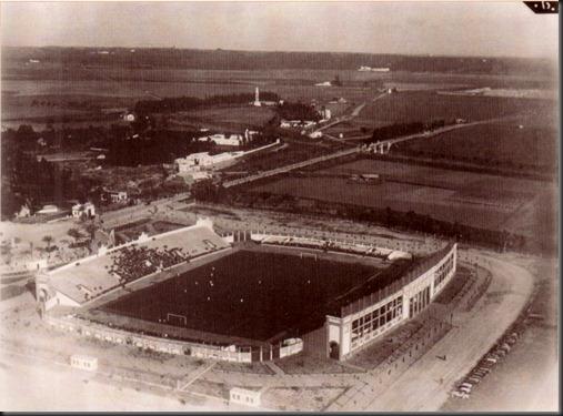 1929 Inuaguración Stadium