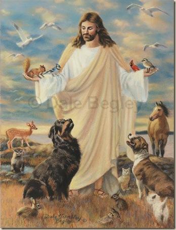 animales jesus ateismo