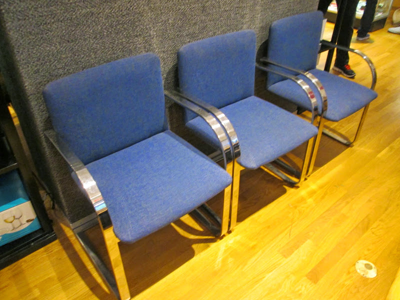 Brayton International Chair Trio