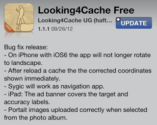 Looking4Cache Free v 1.1.1