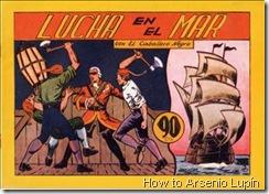 P00007 - El Caballero Negro #7