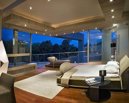 Casa de lujo glass house un poema en la arquitectura - Apartamentos de lujo en londres ...