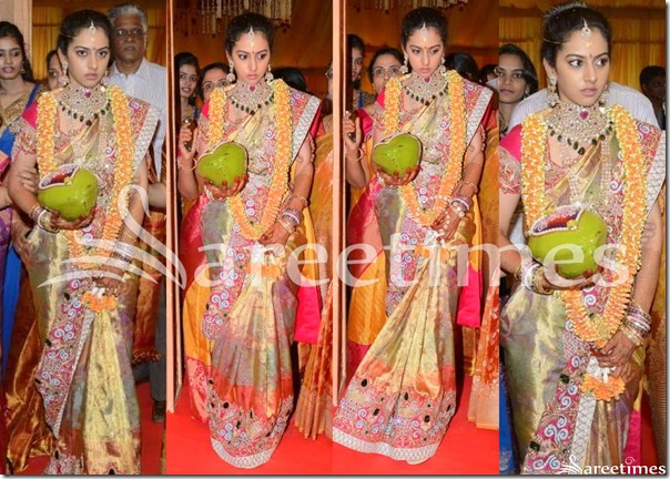 Tejaswini_Wedding_Saree(1)