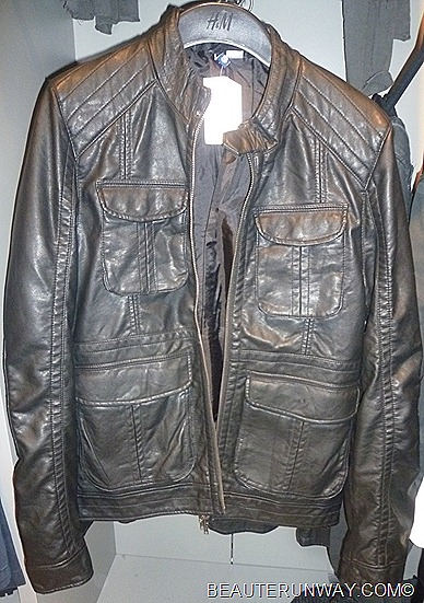 H&M Faux leather jacket Singapore