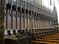 2014.07.20-031 stalles de la cathédrale
