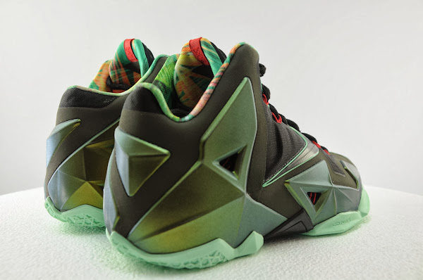 King of the Jungle LeBron 11 is Only Five Days Away
