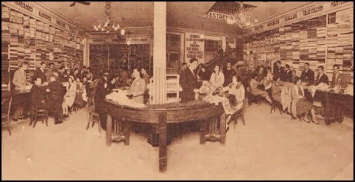 Casa Conejos. 1930, calle de San Vicente, 4