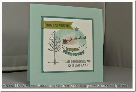 White Christmas, Amanda Bates, The Craft Spa  (6)