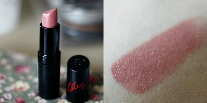 Rimmel Lasting Finish By Kate Lipstick - 08 review and swatch
