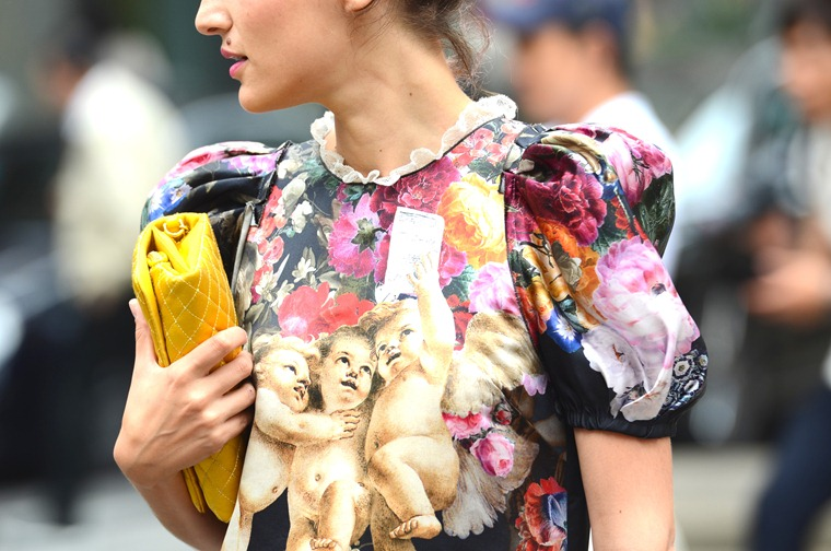 NobodyKnowsMarc.com Gianluca Senese milan fashion week eleonora carisi dolce&gabbana