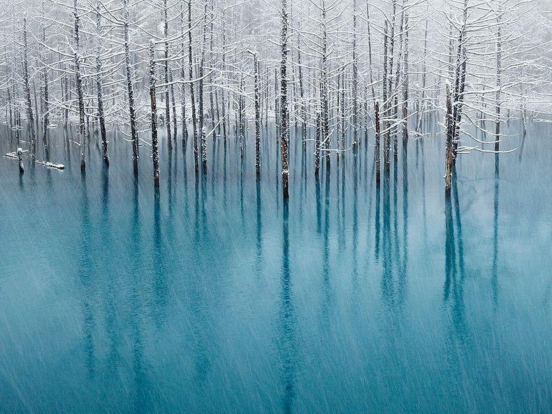 Risultati immagini per Blue Pond.