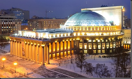 Novosibirsk Opera and Ballet Theatre-1945